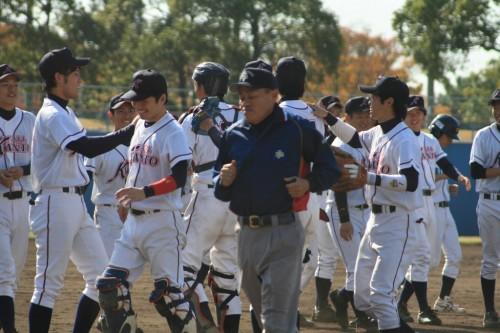 関東選抜の勝利
