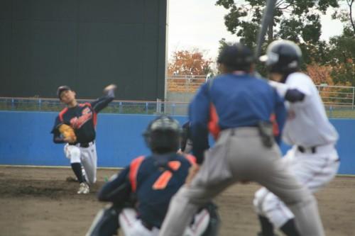 九州選抜先発の田代投手