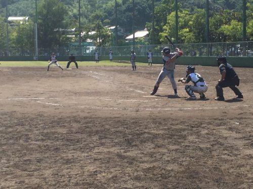 2017/文部科学大臣杯第69回全日本大学準硬式野球選手権大会 1回戦 香川県営第二野球場 第2試合