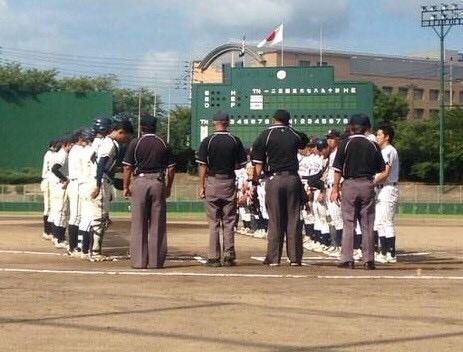 2017/文部科学大臣杯第69回全日本大学準硬式野球選手権大会 2回戦 志度総合運動公園野球場